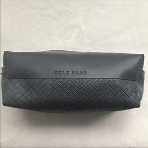 Cole Haan Cosmetic Beauty Pouch EUC
